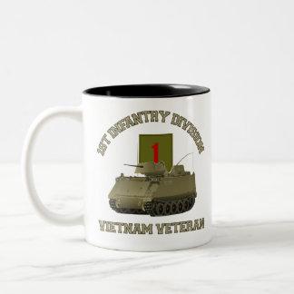 M-113 ACAV Vietnam Two-Tone Coffee Mug