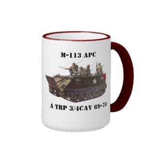 M-113 APC 3/4 taza de Cav