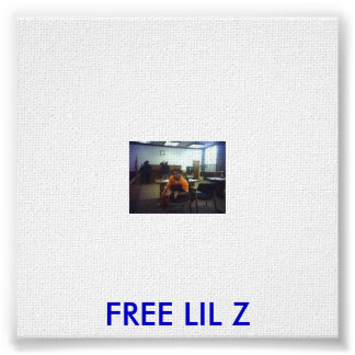 m_12d93dd8838debe444c415c2a621a14a FREE LIL Z Poster