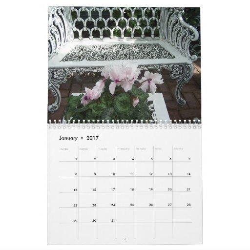 M (2), Macie's View 2009 Calendar