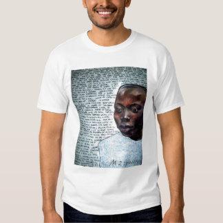 M 2 :poetry shirt