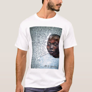 M 2 :poetry T-Shirt