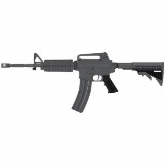 M-4 Rifle Cut Out