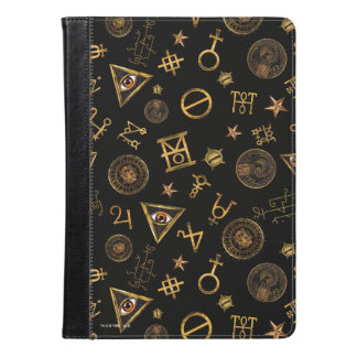 M.A.C.U.S.A. Magic Symbols And Crests Pattern iPad Air Case