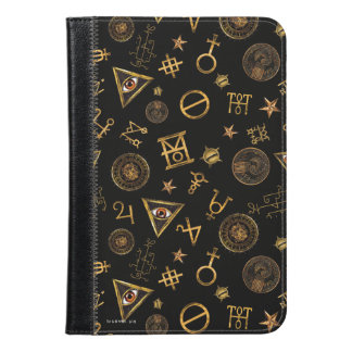 M.A.C.U.S.A. Magic Symbols And Crests Pattern iPad Mini Case