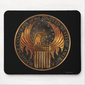 M.A.C.U.S.A. Medallion Mouse Pad
