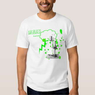 M.A.D Beat Lab- Science! Tee Shirt