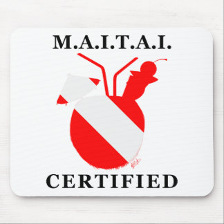 M.A.I.T.A.I. Certified Mouse Pad