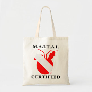 M.A.I.T.A.I. Certified Tote Bags