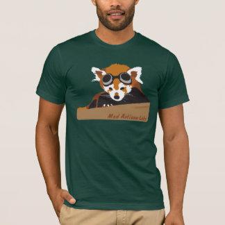 M.A.L. Red Panda Goggles T-Shirt