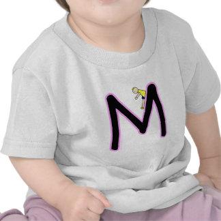 M Alphakins Girls T Shirts