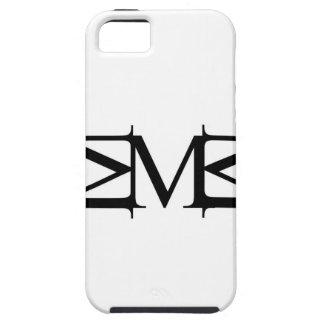 M artwork iPhone SE/5/5s case