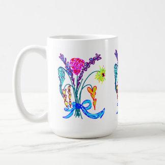 M.A's flowers Coffee Mug