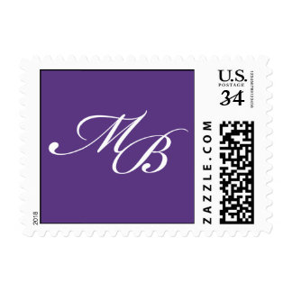 M+B Monogram Stamp
