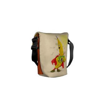 M.BANANA Rickshaw MINI Messenger Bag