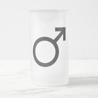 M beer mug