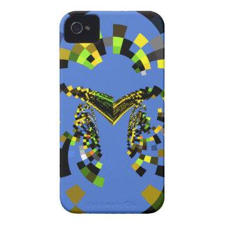 M Blue Case-Mate iPhone 4 Case