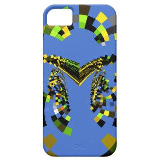 M Blue iPhone SE/5/5s Case