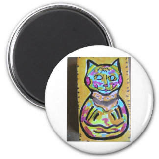M-Cat of Hairball Alley Magnets