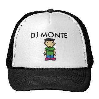 m_ce1a918b45157fde7d422d1117714666, DJ MONTE Trucker Hat