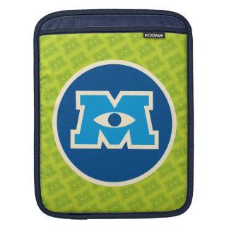 M Circle Logo iPad Sleeve
