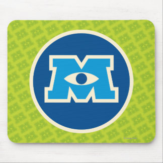 M Circle Logo Mouse Pad