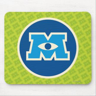 M Circle Logo Mouse Pad