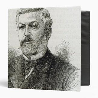 """M. Constans, a partir de la """"hora del ocio"""", 1891"""
