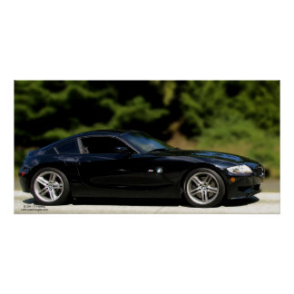 M COUPE POSTER