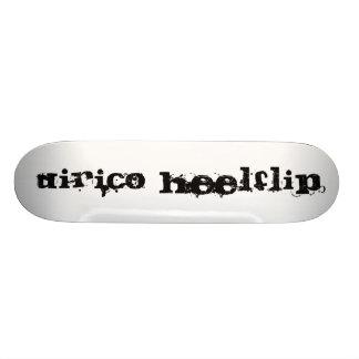M&D Dirico Heelflip (Wood) Skateboard