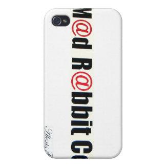 M@d R@bbit Co. iPhone 4/4S Case