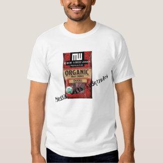 M-Dub Beef Jerky - Messin' with Sasquatch Shirt