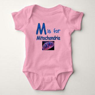 M está para las mitocondrias t-shirts