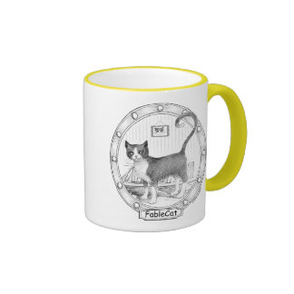 M - FableCat - Any Size, Style or Color of Mug