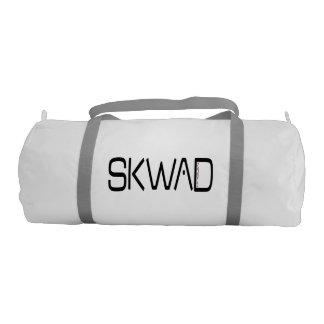 M Four Sport Wear Skwad Duffel Bag