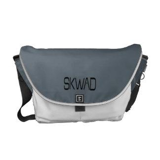 M Four SportWear Skwad Rickshaw Messenger Bag