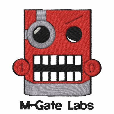 M-Gate Labs - Normal Embroidered Shirt