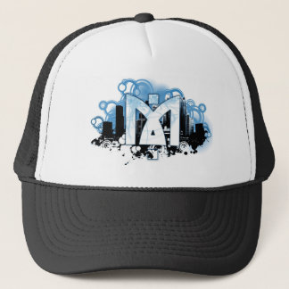 M hat