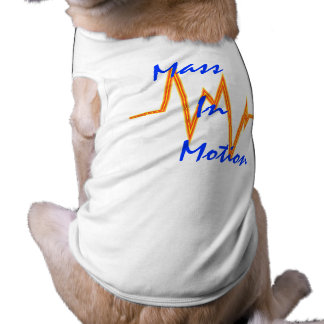 M ~ HIGH ENERGY DOGS NAMES PERSONALIZED PET SHIRT