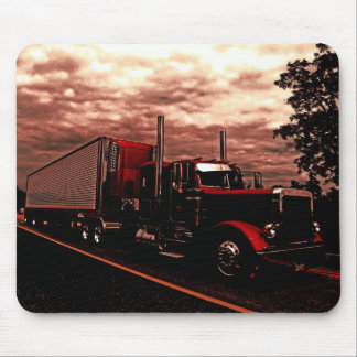 M Horning's Peterbilt 379 Edit Mousepad