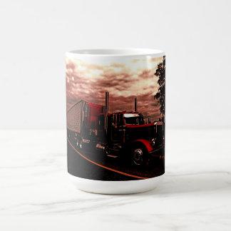 M Horning's Peterbilt 379 Edit Mug