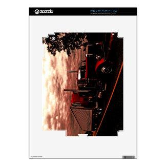 M Horning's Peterbilt 379 Edit Tablet Skin Skins For The iPad 2