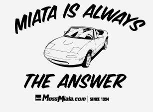 Miata Clothing | Zazzle