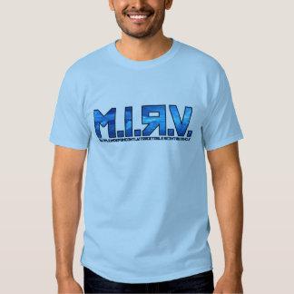 M.I.R.V. TEE SHIRT