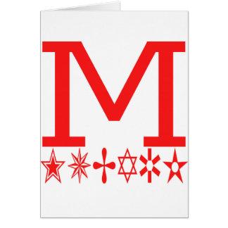 M Image Fashion Card