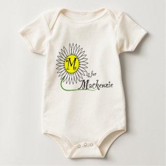 M is for Mackenzie Daisy Bodysuits