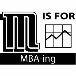 M Is For MBA-ing Photo Cut Outs