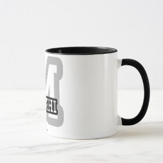 M is for Mekhi Mug