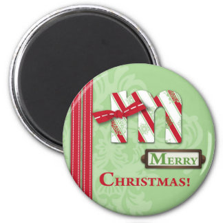 M is for Merry Magnet