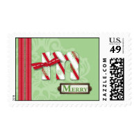 M is for Merry Stamp